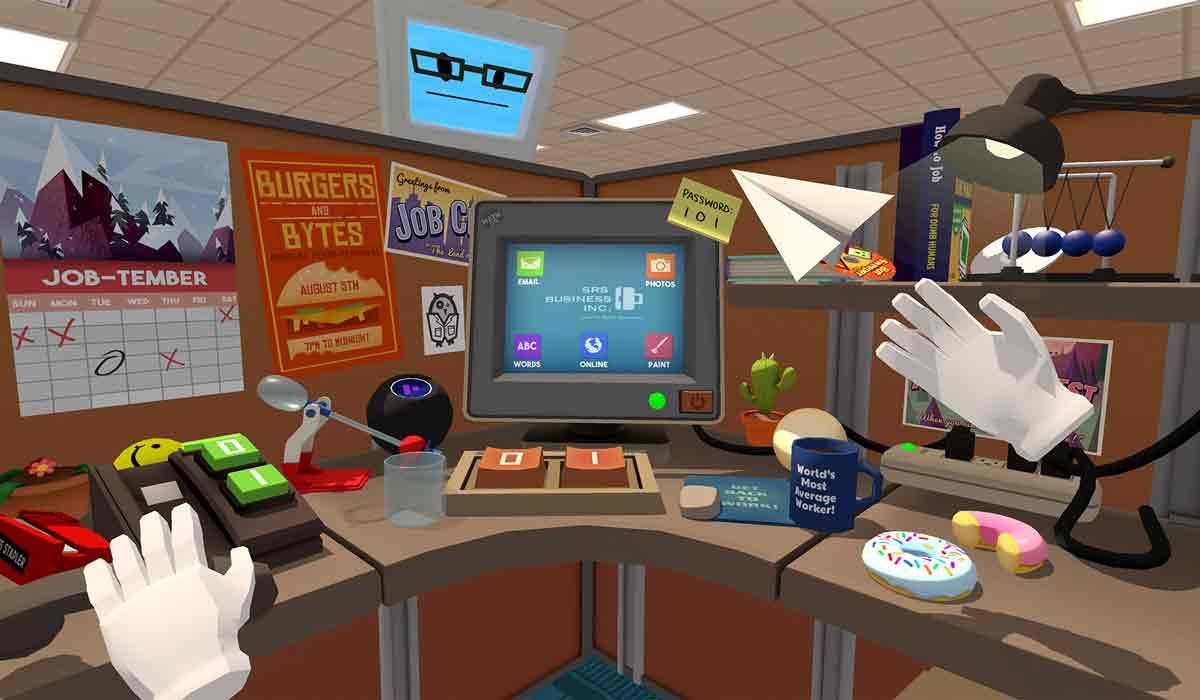 Investoren sorgen dafür, dass Owlchemy Labs, die Entwickler von Job Simulator, viele neue VR-Spiele auf den Markt bringen können.