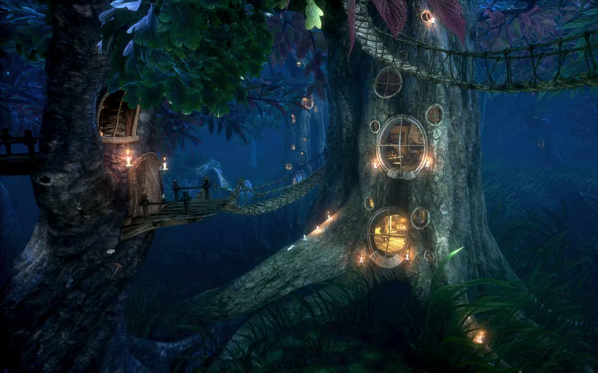 Mit Gnomes & Goblins will der Regisseur und Schauspieler Jon Favreau das neue Medium Virtual Reality erforschen.