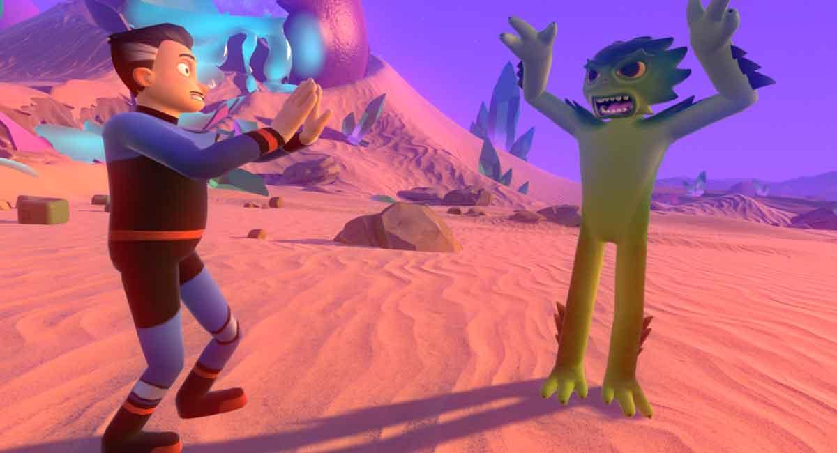 Pixar-Filme selbst gemacht in VR: Mindshow zeigt witzige Demos
