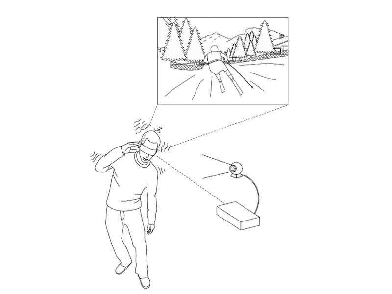 Das Frühwarnsystem beobachtet und leitet Gegenmaßnahmen ein. Bild: Sony