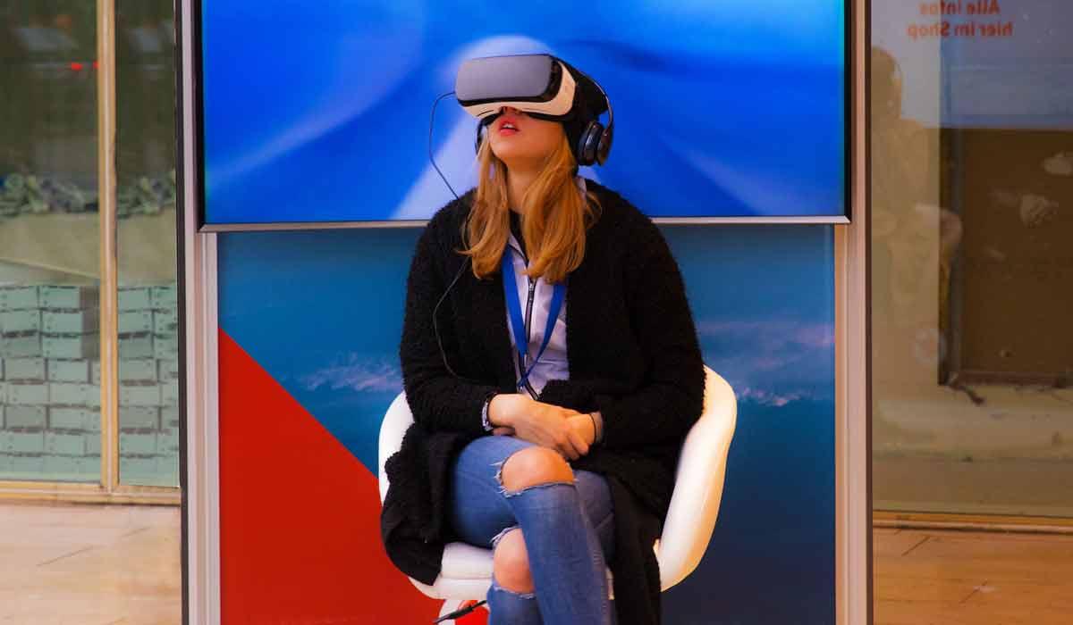 Gaming-Pionier: VR wird das goldene Zeitalter für interaktive Inhalte