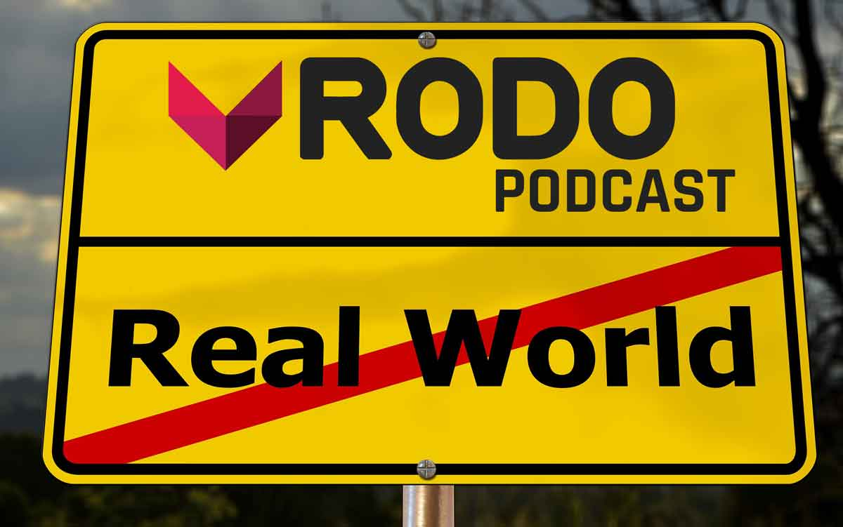 Podcast über Virtual Reality, Mixed Reality und Augmented Reality