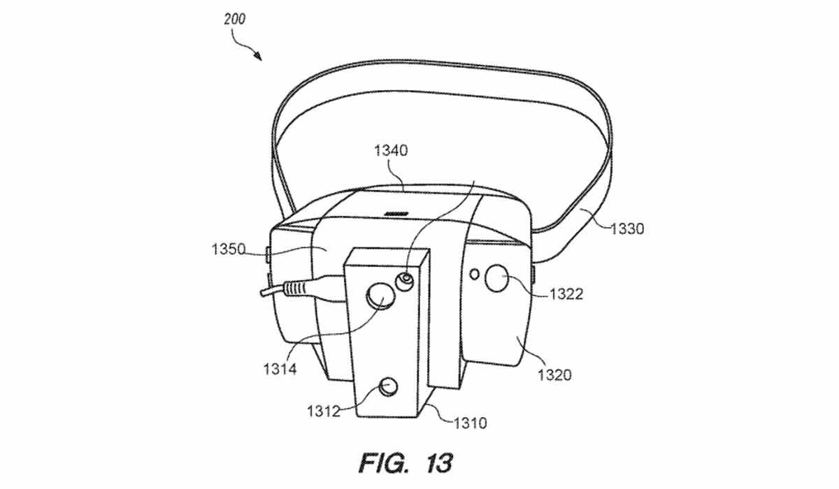 Oculus VR stellt zwei Anträge auf Patente für eine ansteckbare 3D-Tiefenkamera, die Raumtracking für Samsungs Gear VR ermöglichen könnte.
