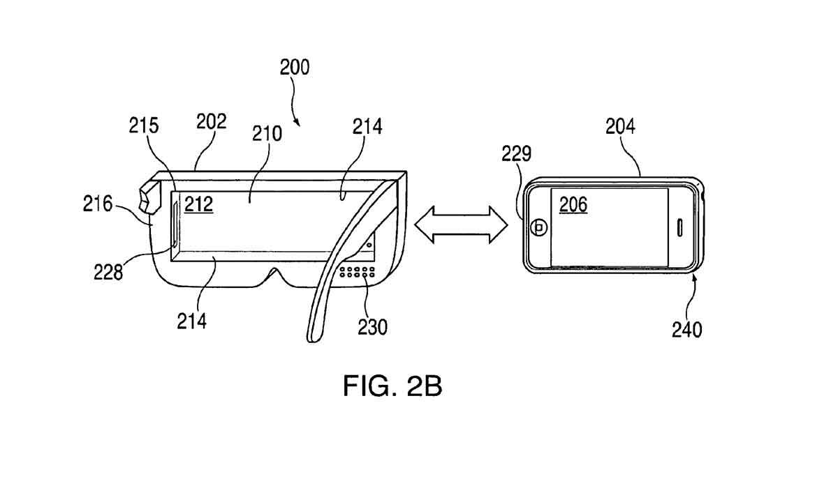 Apple hatte bereits 2008 die Idee zu einer Gear VR