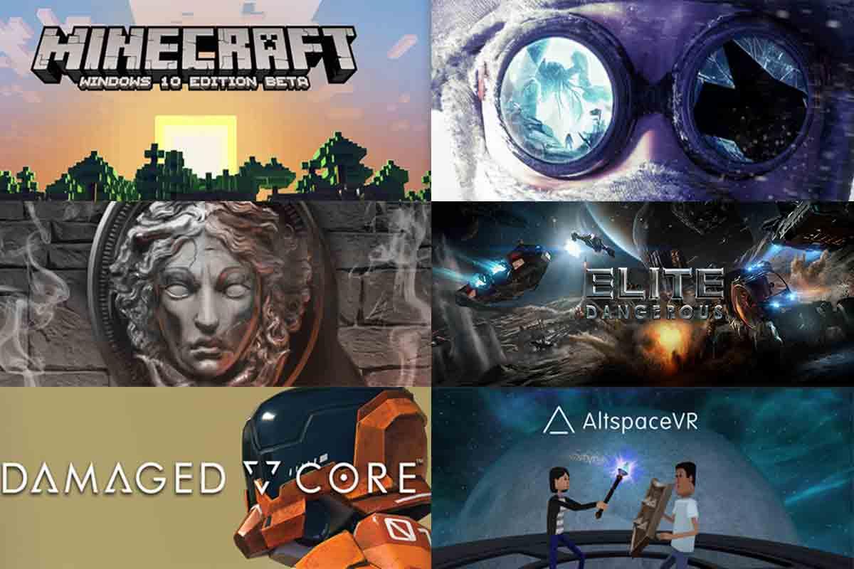 Oculus Rift: Die besten Spiele und Apps zum Marktstart in Deutschland