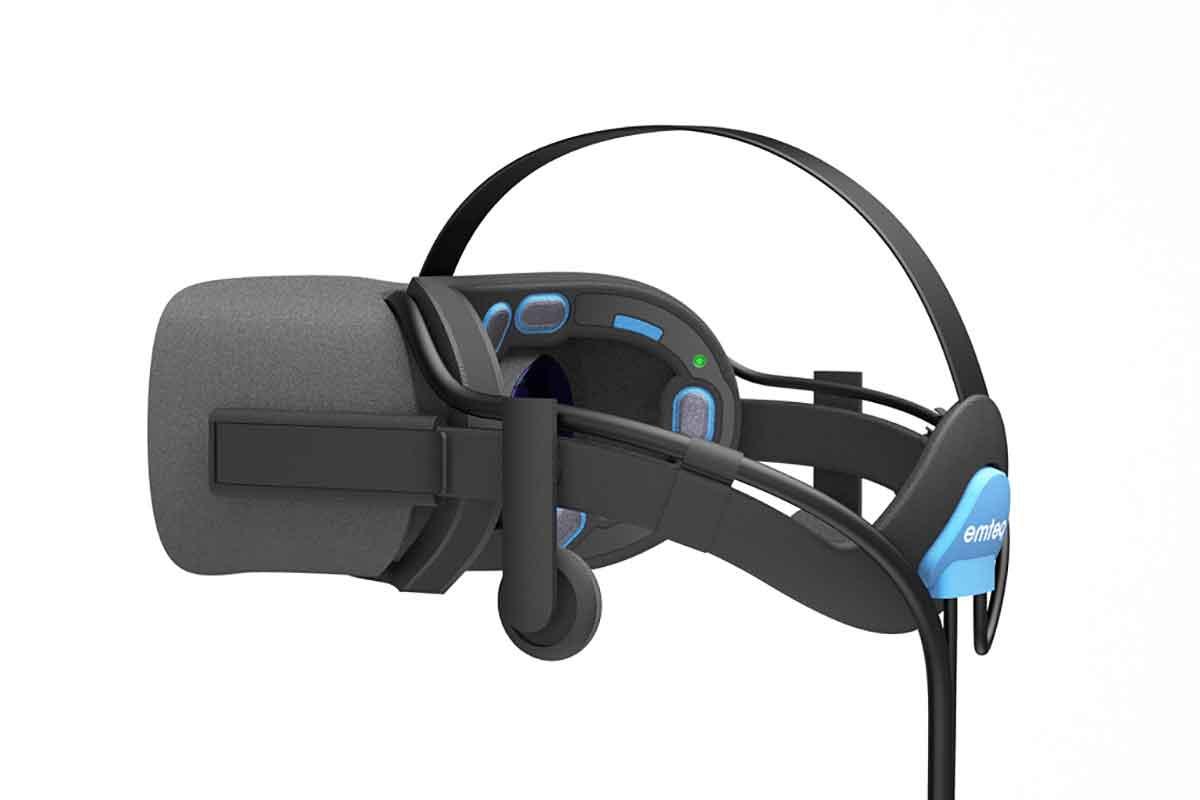 Virtual Reality: Neues Gesichtstracking mittels elektrischer Impulse