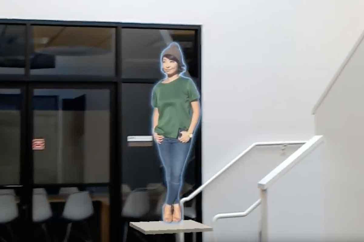Augmented Reality: Mit dem Smartphone Hologramme erstellen