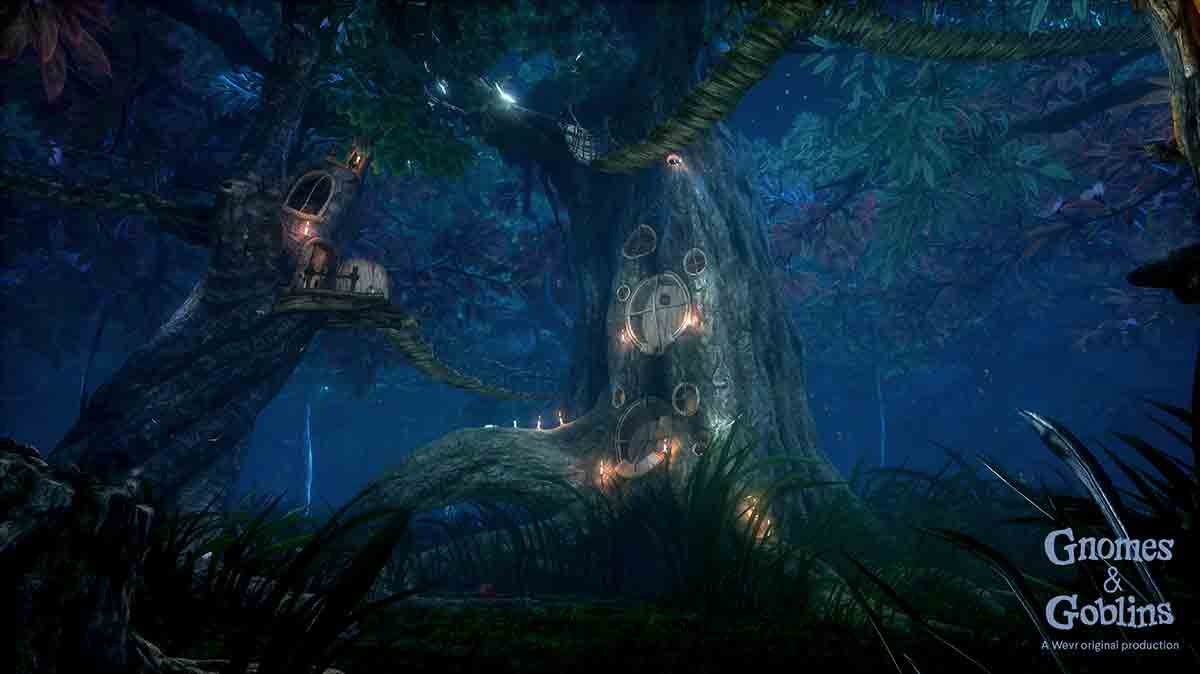 HTC Vive: Gnomes & Goblins im Test