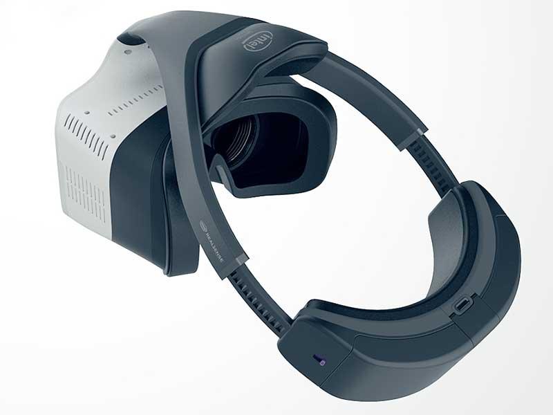 Das ergonomische Design lehnt sich stark an dasjenige von PS VR an.