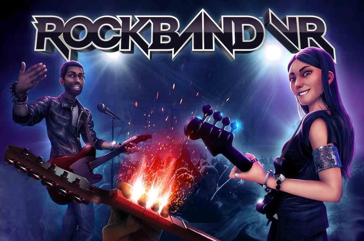 Oculus Rift: Rock Band VR geht in eine neue Richtung
