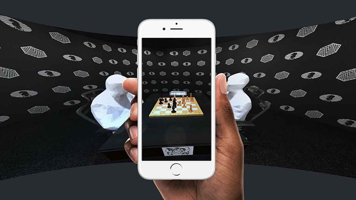 Virtual Reality: Die Schachweltmeisterschaft wird in 360 Grad übertragen
