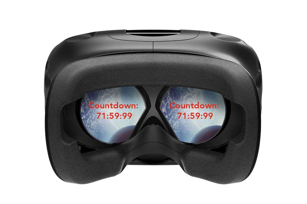 Virtual Reality: Dreitägiger VR-Marathon angekündigt