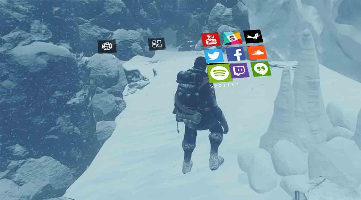 "Oculus Rift: Neue Interface-App öffnet Fenster zur Welt - ""V"" ausprobiert"