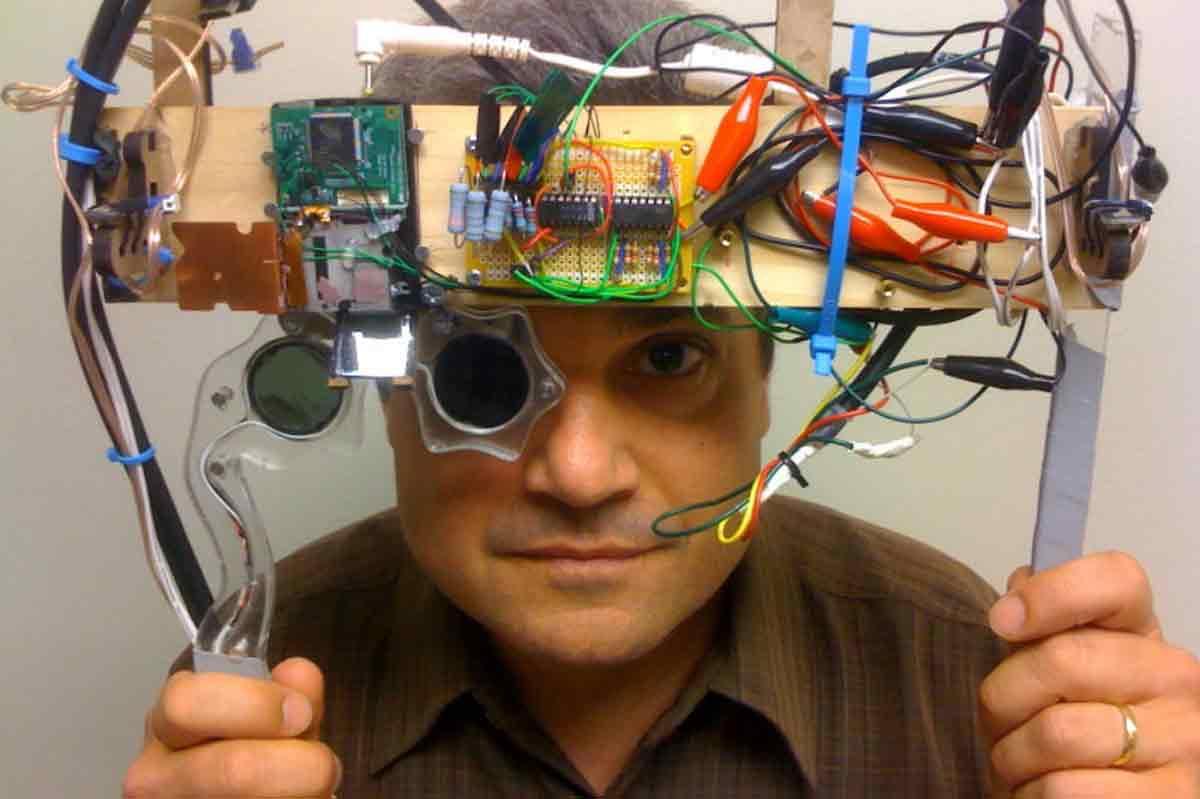 Mentor von Oculus-Gründer Palmer Luckey arbeitet für Microsoft