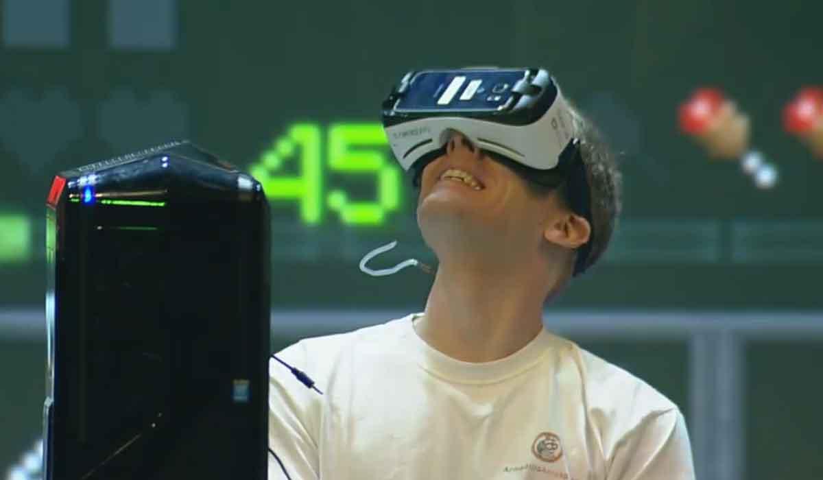 Fantastisch, aber nicht die Zukunft: Ausgerechnet die Entwicklerlegende John Carmack hält Smartphone-VR für wichtiger als PC-VR.
