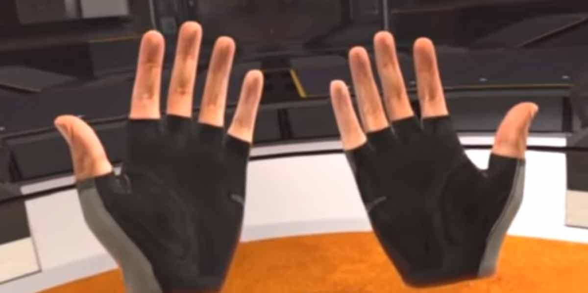 Die virtuellen Hände sind das wichtigste Interface in der Virtual Reality. Das Startup Gleechi möchte sie realistischer animieren.