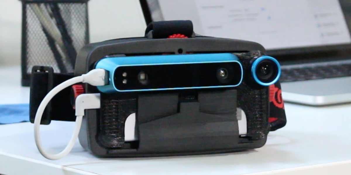 Neues Kamerasystem für optisches Tracking mit dem Smartphone