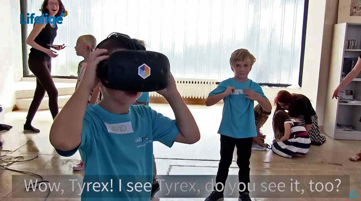 HTC Vive: VR-Museum Lifeliqe erscheint zuerst für Viveport