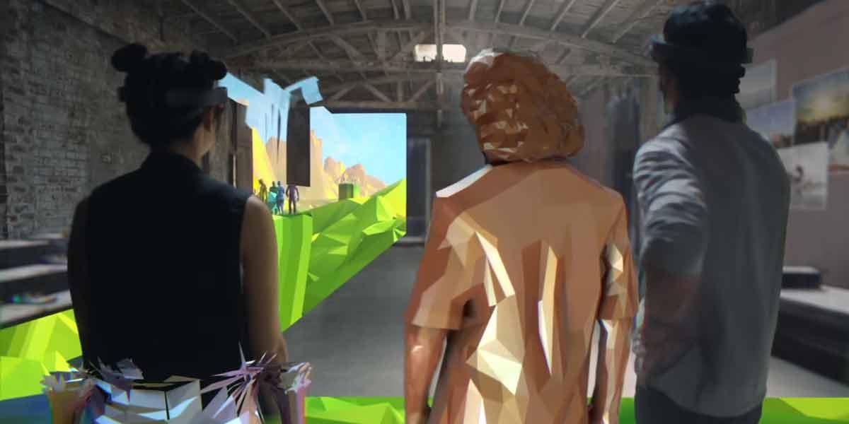 Der virtuelle Raum im Raum - mehr Platz dank Virtual Reality