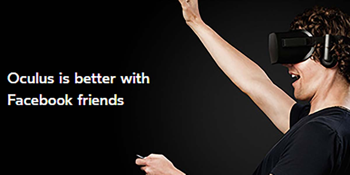 Facebook integriert die Freundesliste aus dem sozialen Netzwerk in Oculus Home. Wer das Feature nutzt, muss auch Klarnamen zeigen.