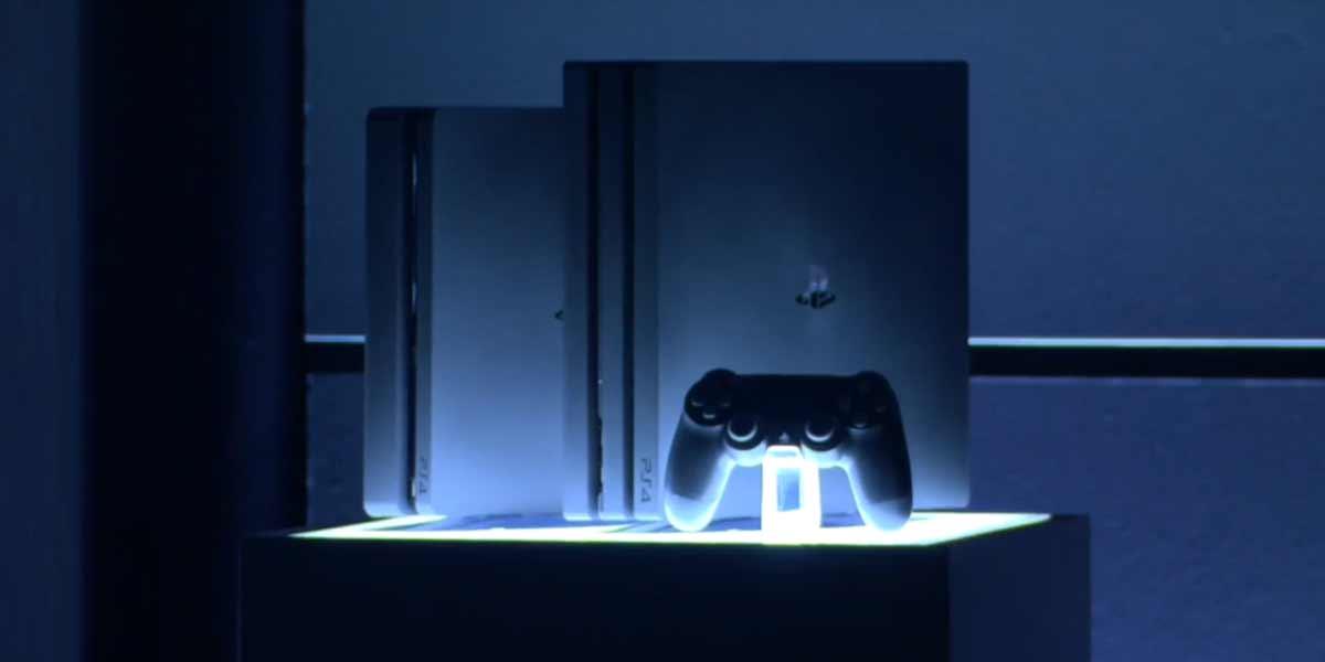 Playstation VR: Sony stellt neue Playstation Pro im Detail vor