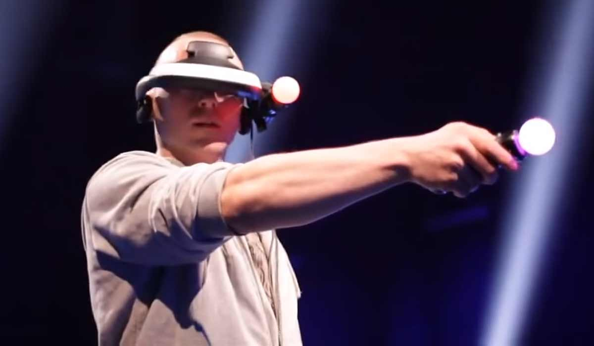 Virtual Reality: Playstation VR schon 2012 - auf der PS3
