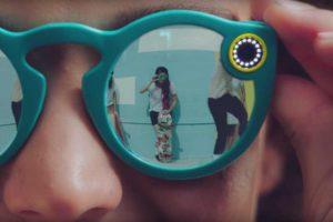 """Die zweite Generation der Spectacles-Brille soll """"radikal anders"""" sein als das aktuelle Modell. Augmented-Reality-Features sind möglich."""