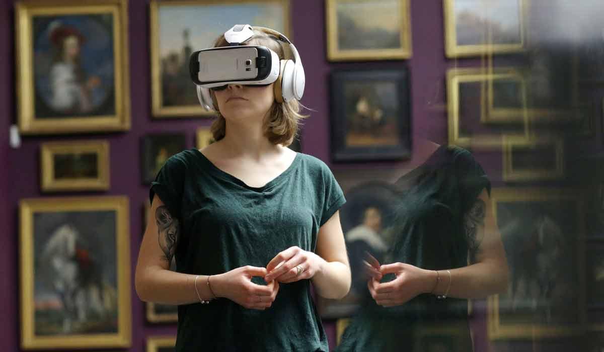 Gear VR: Zeitreise mit dem Frankfurter Städel Museum ins 19. Jahrhundert