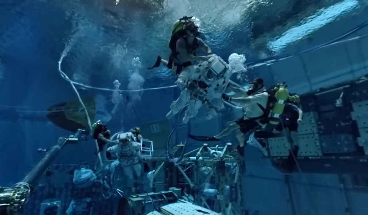 NASA trainiert Astronauten in Virtual Reality, veröffentlicht 360-Video