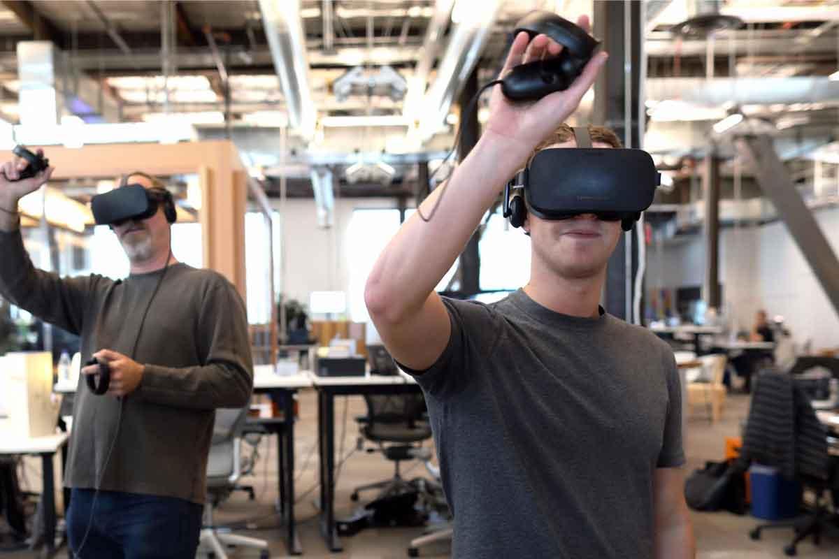 Oculus Rift: Auch in 2017 soll das Wachstum verhalten ausfallen