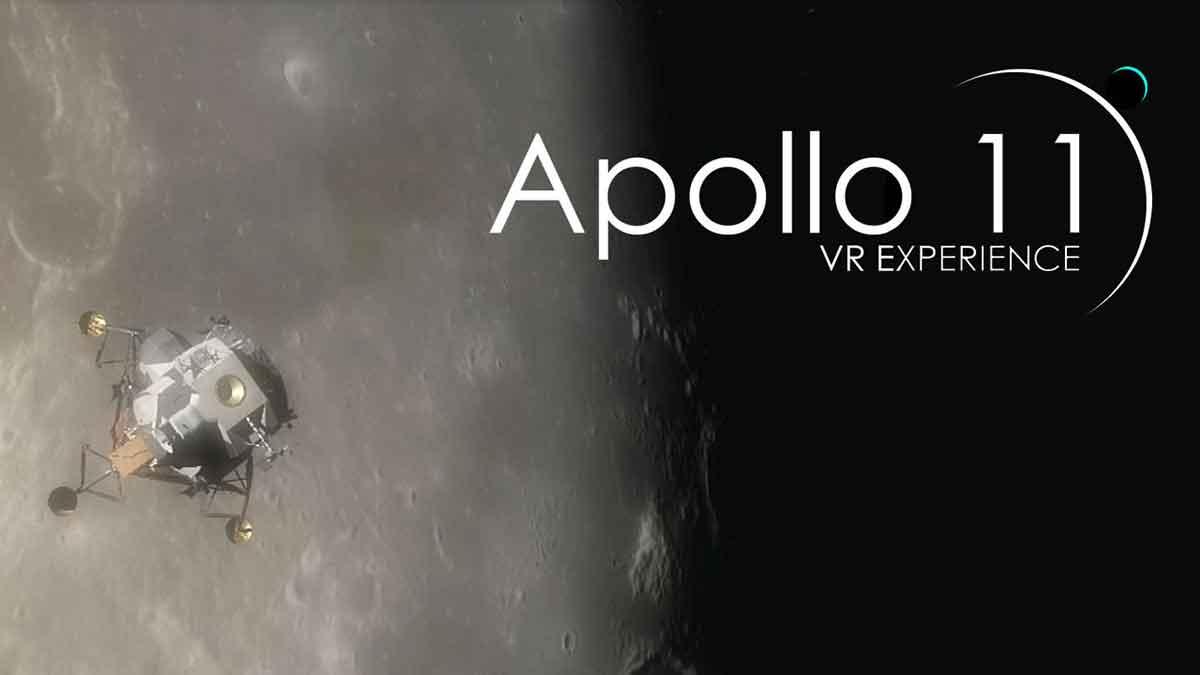Apollo 11 VR war eines der ersten anspruchsvollen Virtual-Reality-Projekte überhaupt und eine Vorzeigeanwendung für immersive Bildung. Der Umsatz fällt dennoch eher bescheiden aus.