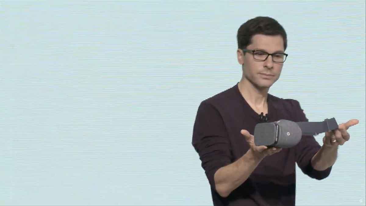 Daydream View: Google möchte die Einstiegshürden für Virtual Reality senken