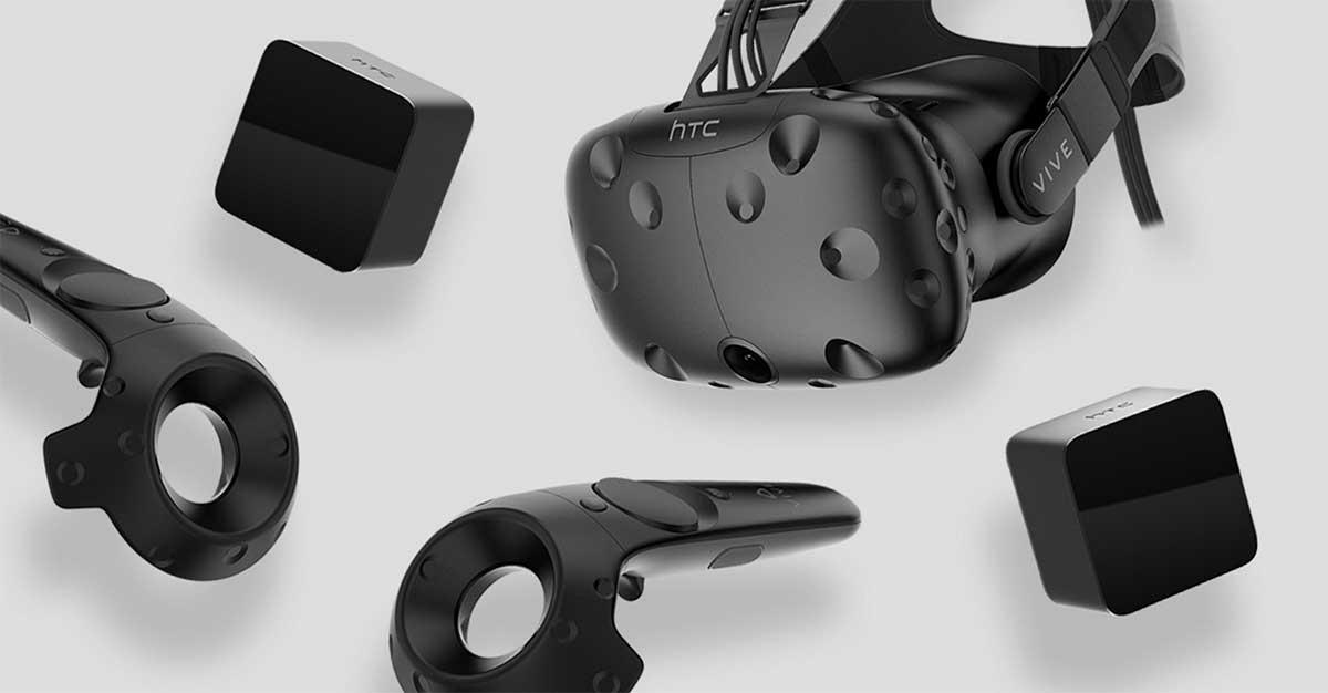 Die VR-Brille HTC Vive ist zwar kaum ein Jahr auf dem Markt, ein möglicher Nachfolger ist dennoch bereits ein Thema.