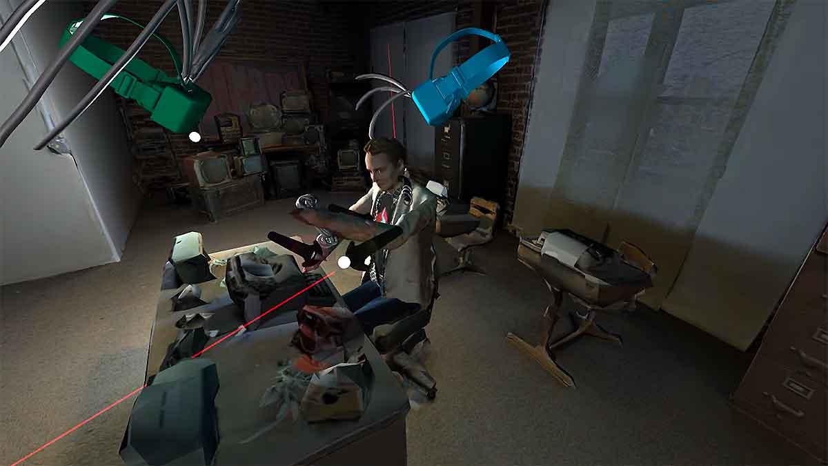 Virtual Reality: NeosVR ist ein kollaborativer Weltbaukasten