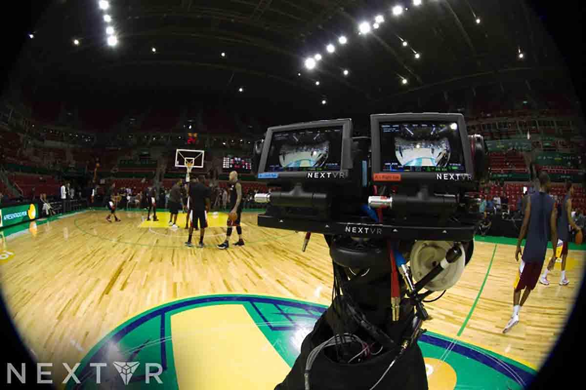 Die NBA und die VR-Live-Streamer von NextVR ziehen ein erstes Fazit zu ihrer Kooperation in der vergangenen Saison.