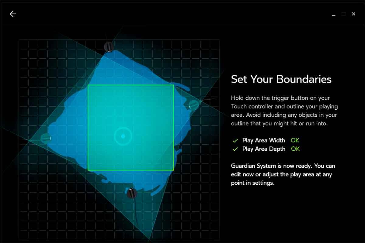 Oculus Rift: So konfiguriert man Oculus Touch für raumfüllendes Tracking