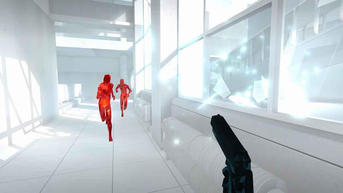 Virtual Reality: Superhot VR