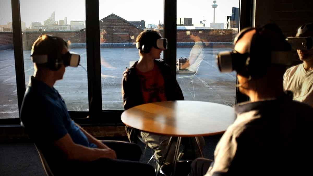 Virtual Reality: Wie sozialverträglich ist die virtuelle Realität?