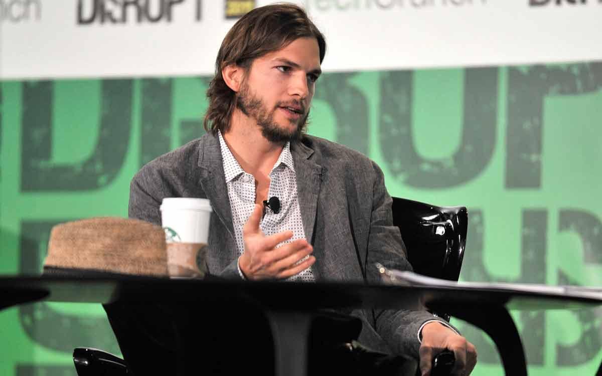 """US-Schauspieler Ashton Kutcher: """"VR ist overhyped"""""""