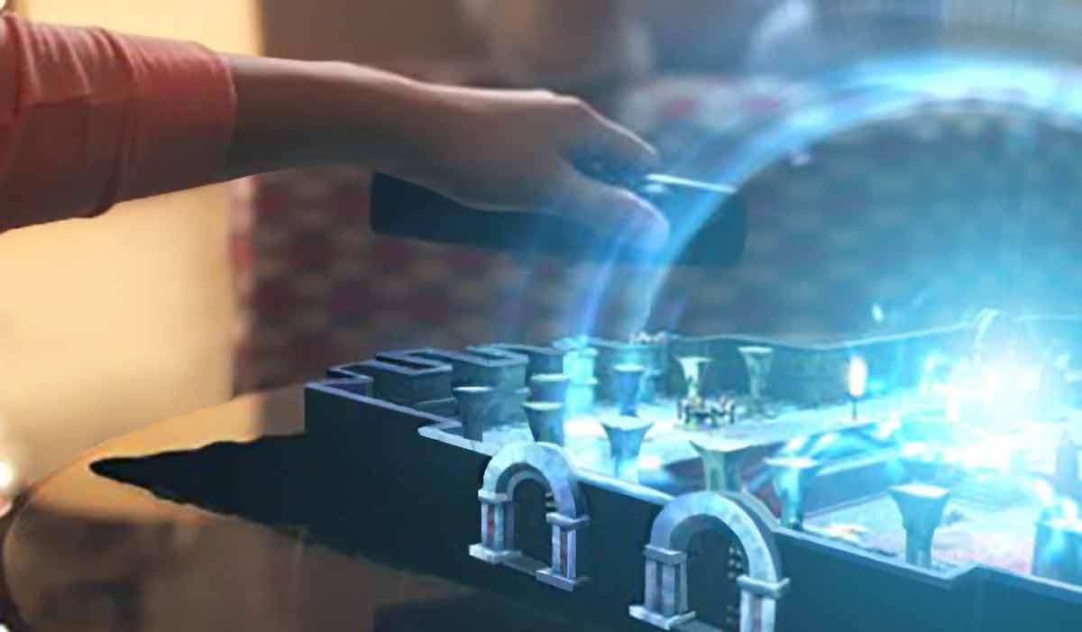 Augmented Reality: Gamer-Brille CastAR soll 2017 erscheinen