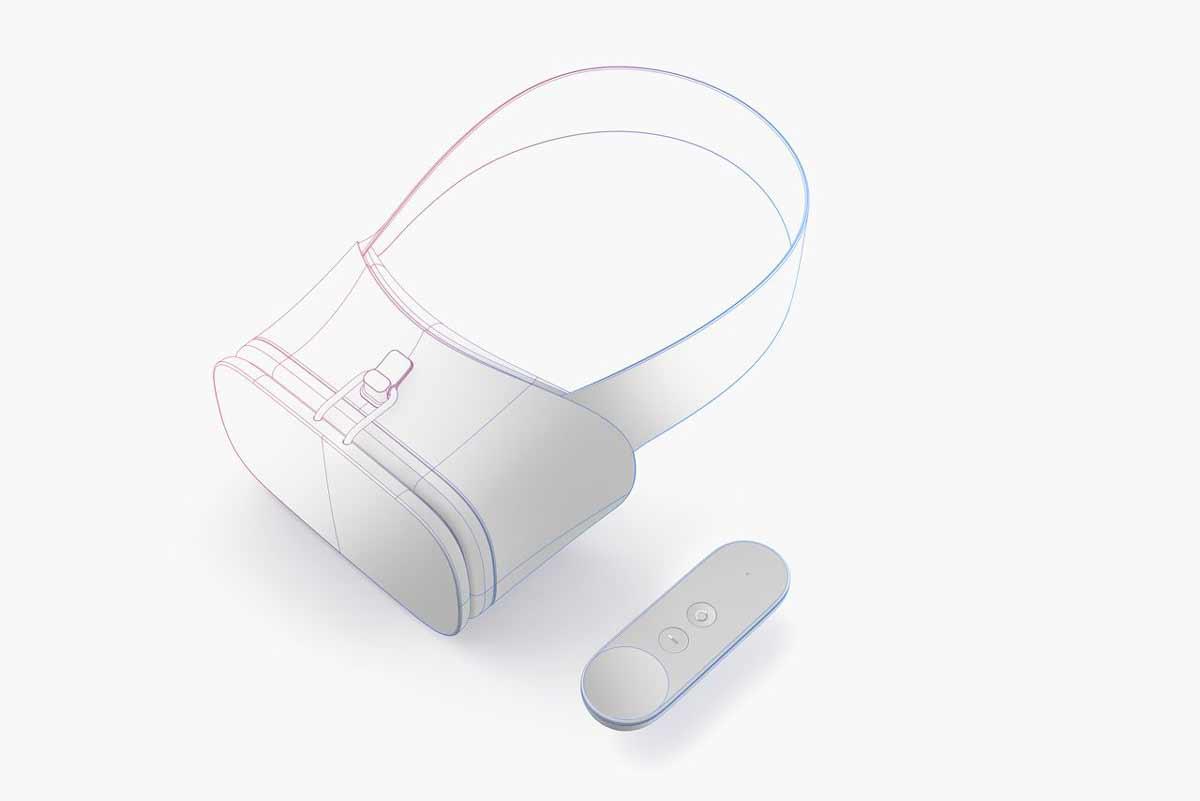 Googles neue VR-Brille soll 79 US-Dollar kosten und wird von HTC gebaut