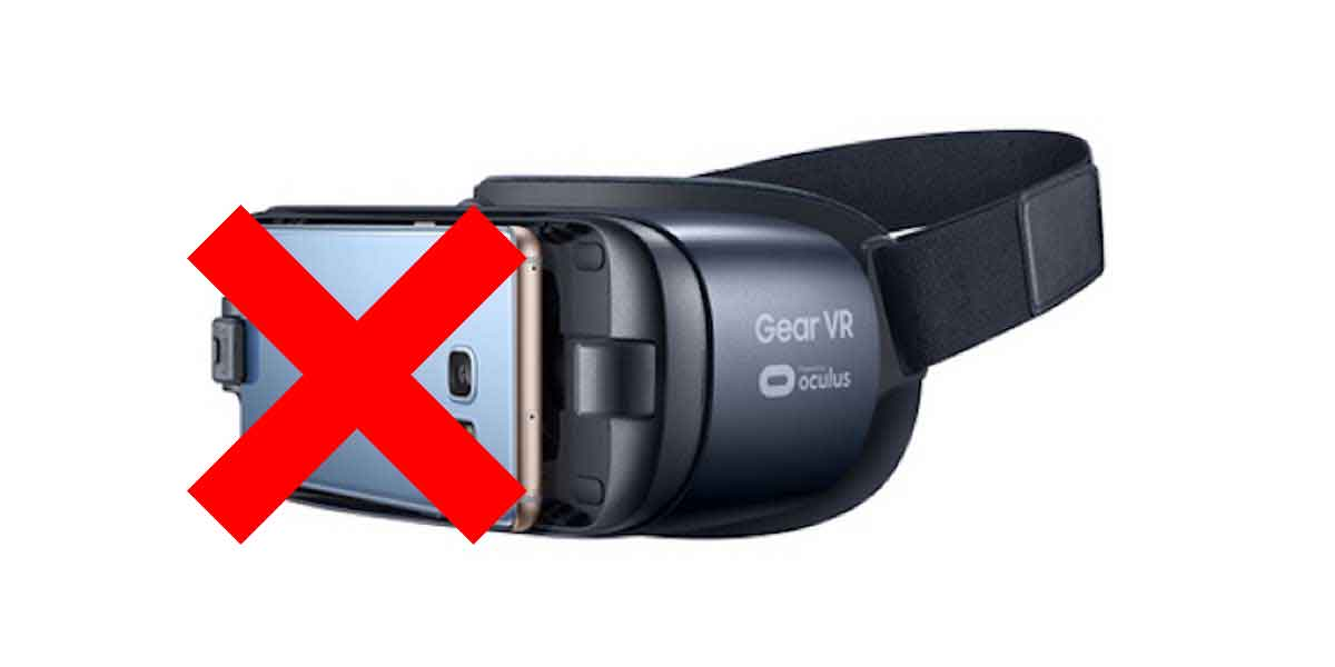 Gear VR: Besitzer des Note 7 dürfen VR-Brille vorerst nicht mehr nutzen