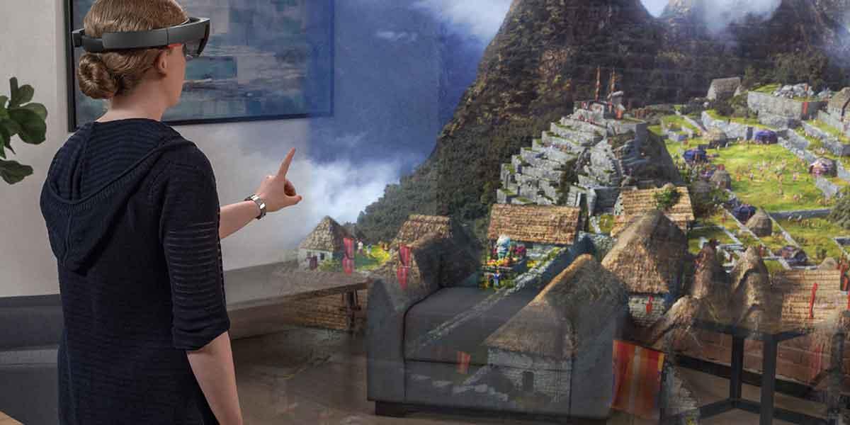 Trackingsystem von Hololens wird auch in VR-Brillen für Windows verbaut