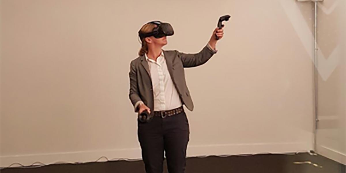 Virtual Reality: Lloyds Bank testet Bewerber in der virtuellen Realität