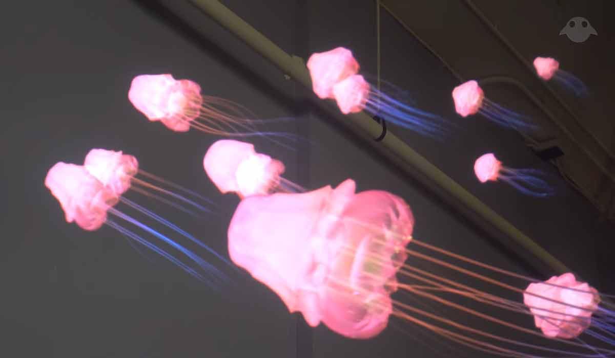 Bei Glassdoor sprechen Bewerber über ihre Erfahrungen mit Magic Leap. Einer davon erwähnt einen Prototyp mit Laserprojektion.