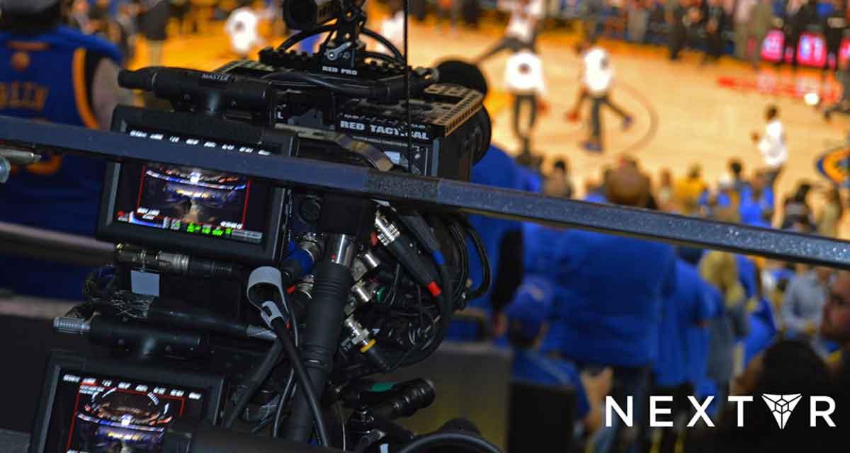 Virtual Reality: Next VR überträgt ab sofort NBA-Spiele live in 3D und 180-Grad
