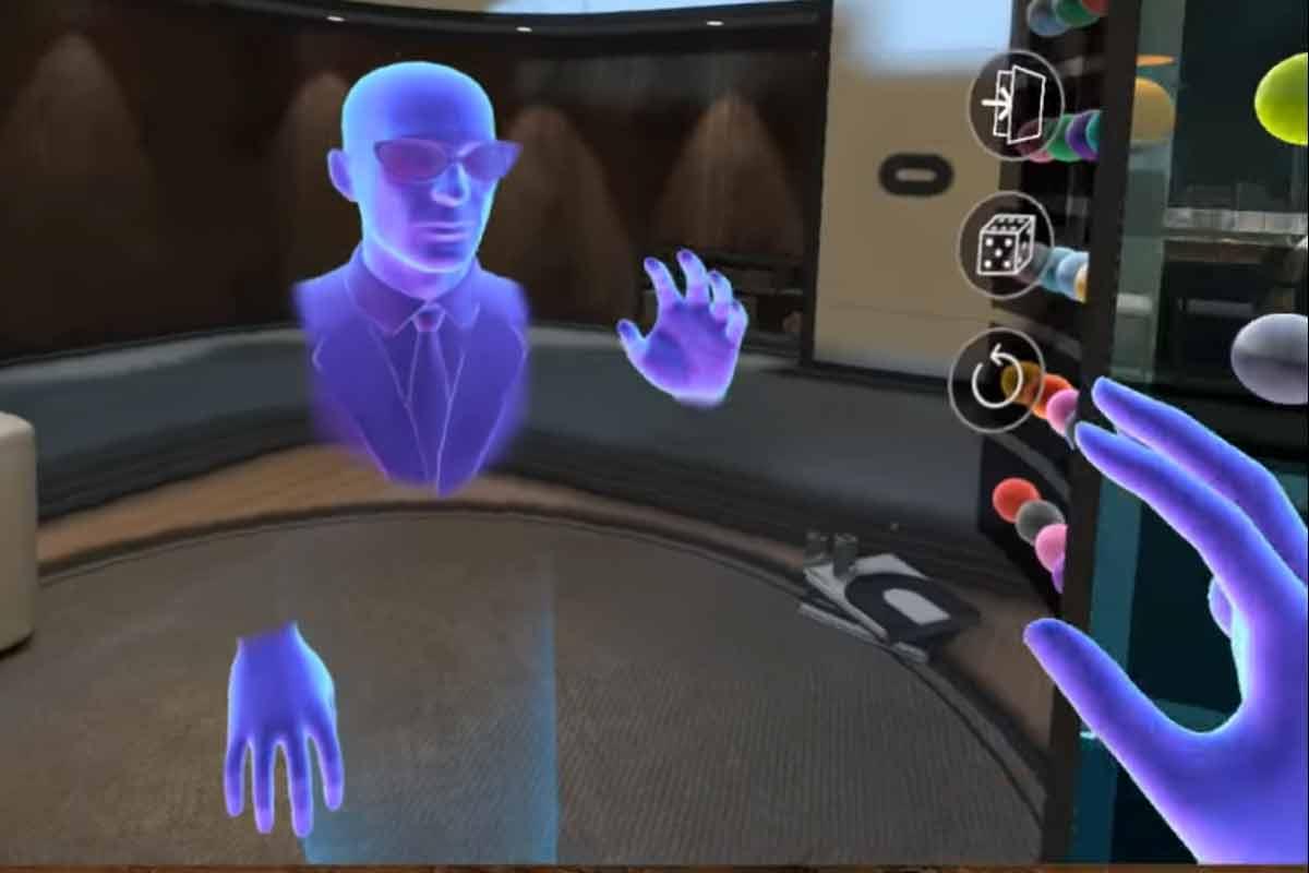 Derzeit bietet Oculus Rift fast keine Social-Features. Das soll sich zeitnah ändern: Zuerst pragmatisch, dann fundamental.
