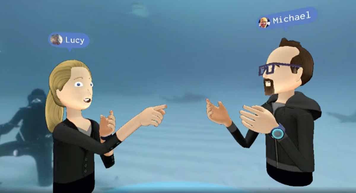 Virtual Reality: Facebook zeigt beeindruckende Social-VR-Demo
