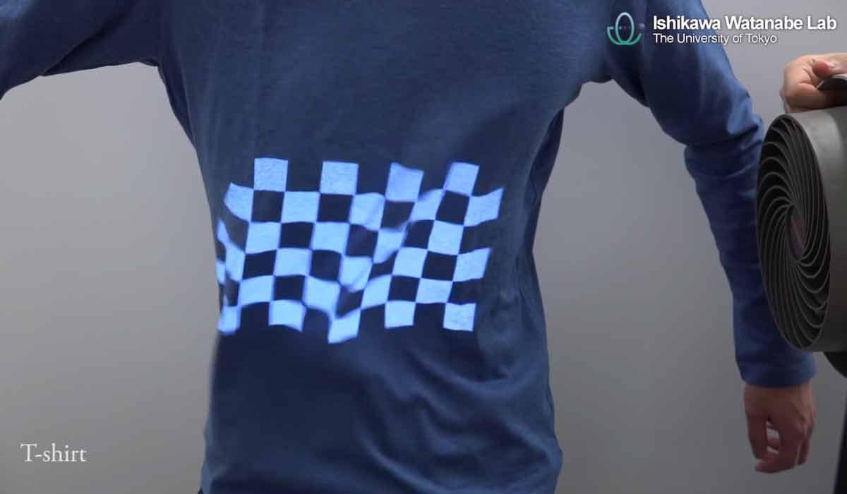 Augmented Reality: Beeindruckende Trackingtechnologie nutzt Infrarottinte