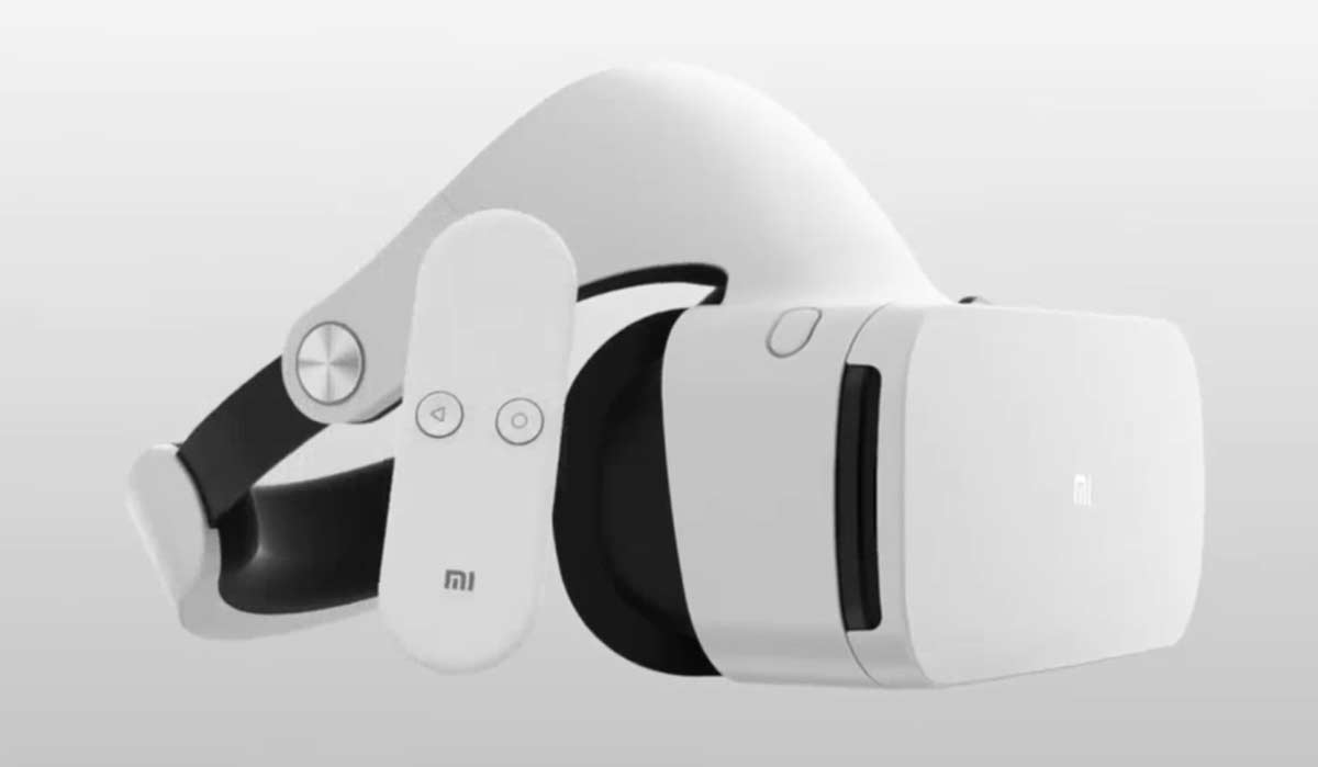 Xiaomi stellt neue VR-Brille Mi VR samt 3D-Controller vor